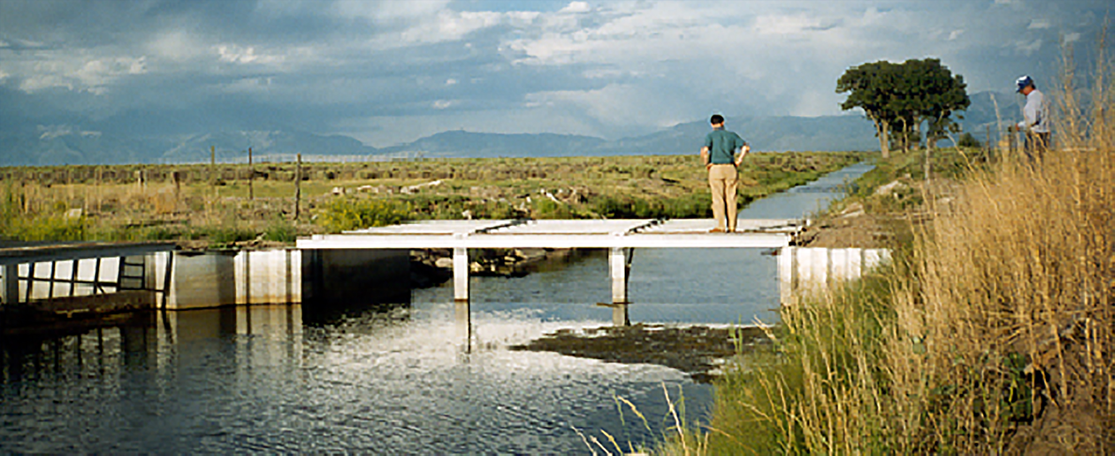 San Luis Valley Canal