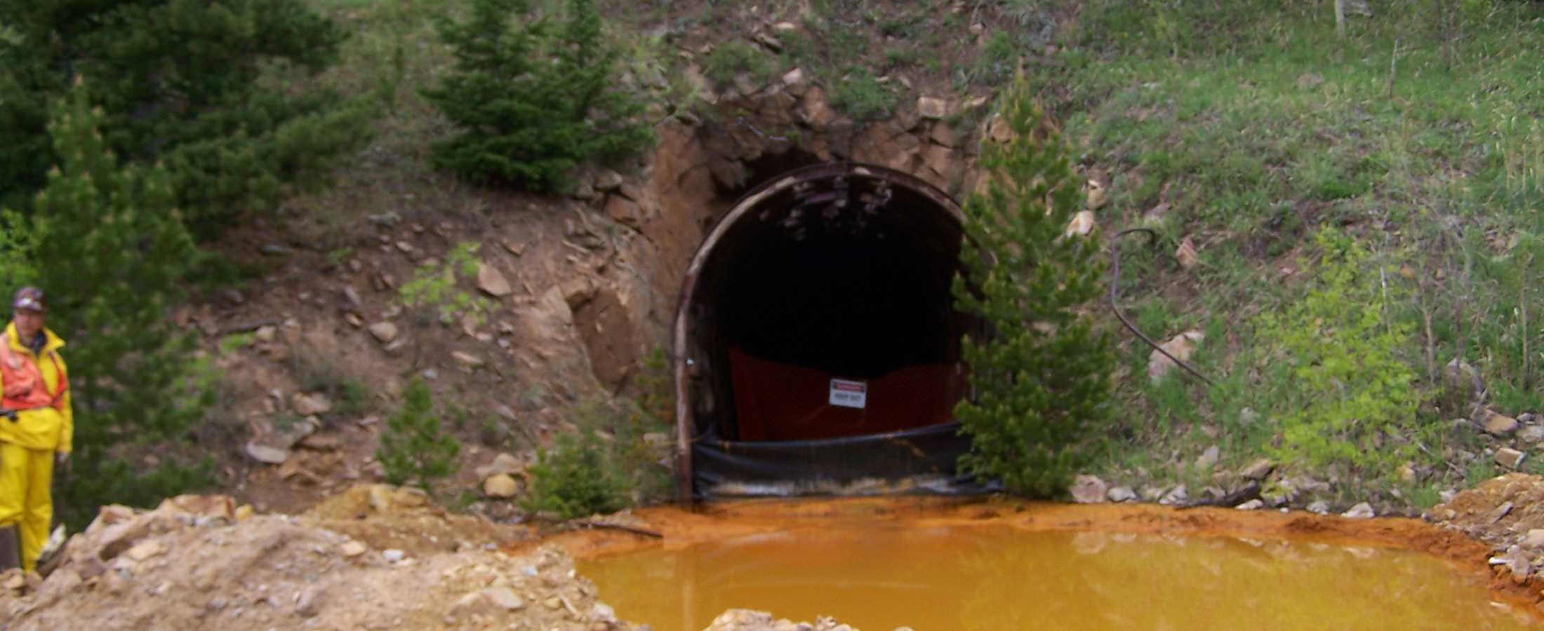 Captain Jack Mine Site Portal