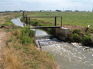 Lupton Bottom Ditch Hydraulic Capacity & Ditch Loss Study