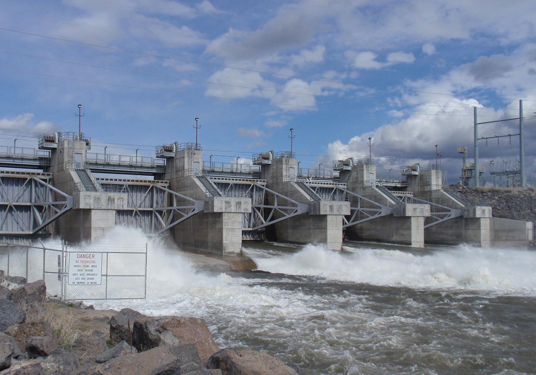 Gem State Dam